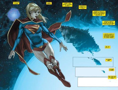 Supergirl #6 : la preview