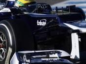 Agenda Williams pour testings Barcelone