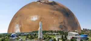 J'ai marché sur Mars