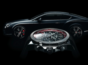 Sunday Time Breitling, hommage nouvelle Bentley Continental