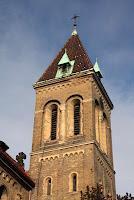 Ville: L'abbaye St Gabriel et l'école de Beuron