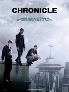 chronicle affiche