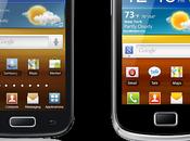 Samsung Galaxy Mini annoncés