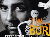 Cinémathèque Française pour l'exposition Burton