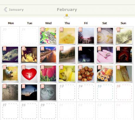 365 photos par an