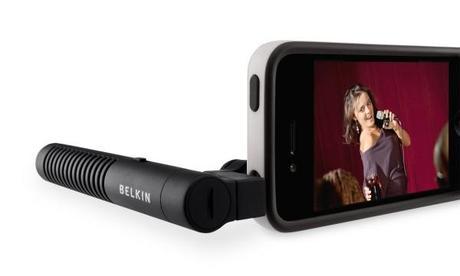 Belkin Micro 3 600x361 Belkin LiveAction : trois accessoires photos pour votre iPhone 4S
