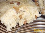 Gâteau yaourt raisins blonds...au micro-ondes