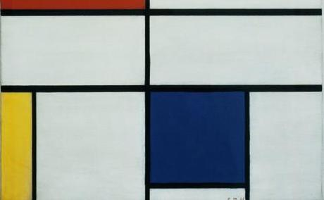 Mondrian Nicholson in parallel à la Courtauld Gallery