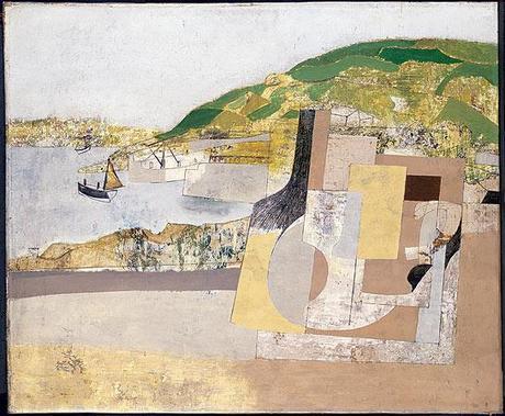 Ben Nicholson (1894-1982)  peintre britannique – Eléments de biographie et quelques œuvres