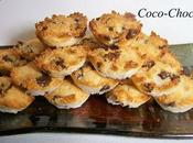 Petits rochers Coco-chocolat Ronde interblog