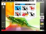 Adobe Photoshop Touch pour iPad (Disponible, mais...)