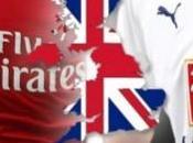 Arsenal-Tottenham Passation pouvoir