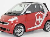 Sunday Time smart fortwo Victorinox limited edition