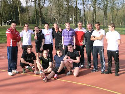 Boot camp Capra Paris - Bomberos