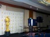 Oscar 2012 press room