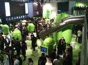 A.ROBIN satisfait l'évolution d'Android, 850K activation/jour 300M Smartphones activés.