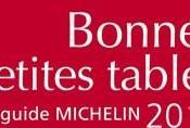 Bibs gourmands 2012 Auvergne