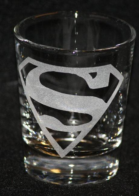 superman verre geek gnd Découvrez les verres Geek de Fanboyglass produits geek  geek gnd geekndev