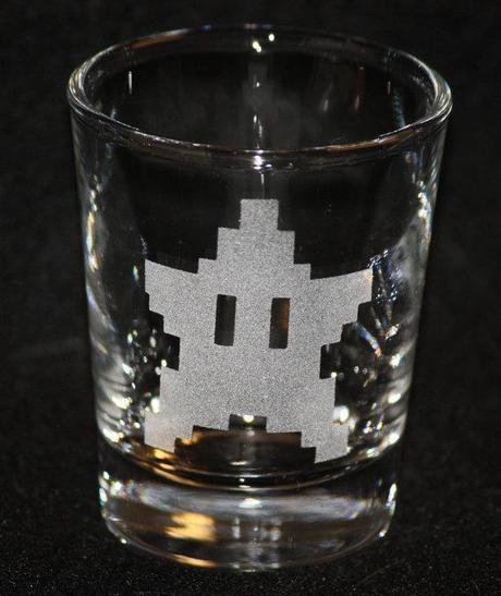 mario bros verre etoile gnd geek Découvrez les verres Geek de Fanboyglass produits geek  geek gnd geekndev