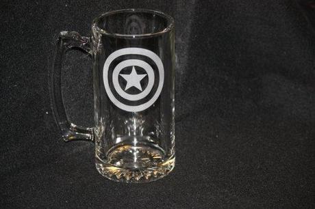 mug verre captain america gnd geek Découvrez les verres Geek de Fanboyglass produits geek  geek gnd geekndev