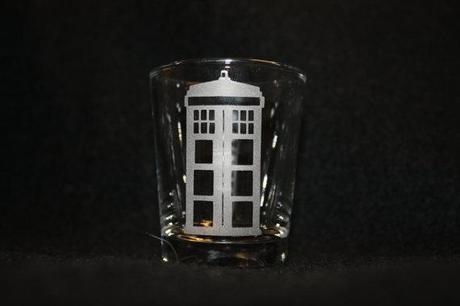 doctor who verre tardis gnd geek Découvrez les verres Geek de Fanboyglass produits geek  geek gnd geekndev
