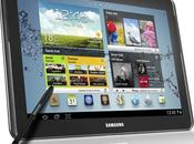 Galaxy Note passe rang tablettes avec 10.1