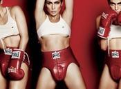 Jennifer Lopez déguisée boxeuse pour Magazine