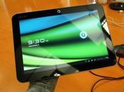 plus fine légère tablettes, c'est Toshiba Excite X10LE