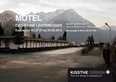 Exposition MOTEL de Catherine Leutenegger