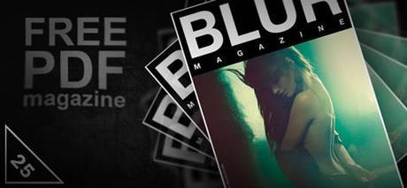 Blur Magazine 25