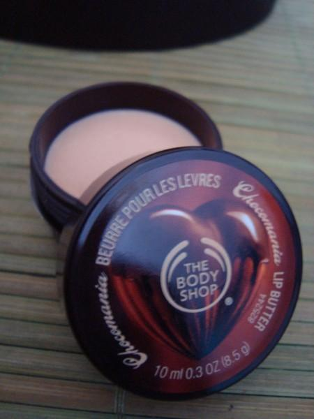 Chocomania de The Body Shop, ou l'art de succomber à une marque