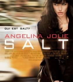 SALT -  FILM  D' ANGELINA JOLIE 2012