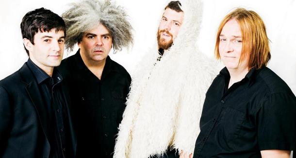 « We Are Doomed » des Melvins.