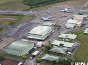 Outre-Mer Grosse montée puissance Guyane base aérienne