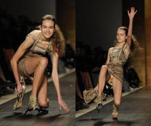 Arriver marcher d filer danser faire ses courses for Elles ne portent jamais de sous vetement