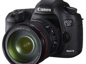 Canon officialise Mark