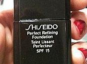 Teint lissant perfecteur Shiseido