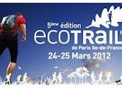 ECOTRAIL MARS 2012 Marches nordique départ Hauts Seine