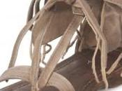 Sandales FOLK Safari cuir