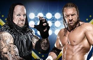 Le choc des titans entre Undertaker et Triple H