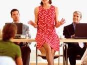 Femmes dans l'entreprise étapes pour briser plafond verre