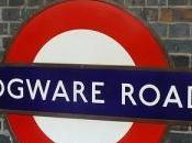 Comment marche, métro, Londres Mal.