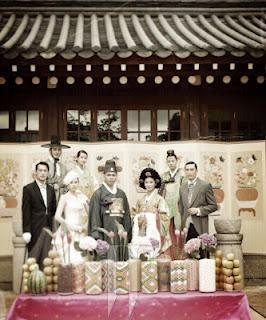 Le paravent coréen –  Joindre l'utile à l'agréable