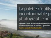 Adobe Photoshop Lightroom disponible