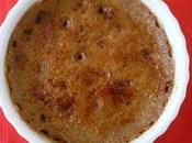 Crème brûlée cannelle Cyril Lignac