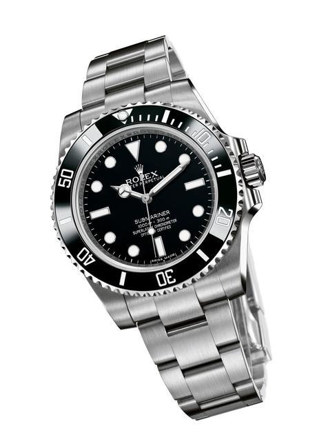 Rolex Submariner ref 114060