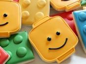 cookies LEGO réaliser
