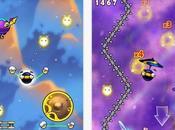Appli iPhone iPad Parachute Ninja baby sitter coûtait 0,79€