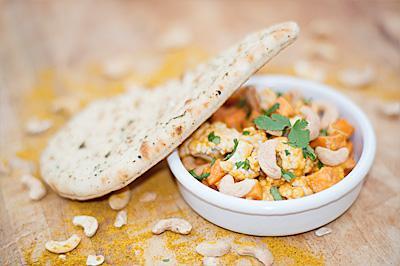 Cocotte De Chou Fleur Et Patates Douces A L Indienne Paperblog