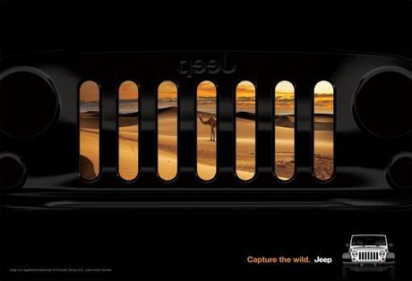 Jeep : Capture the wild
